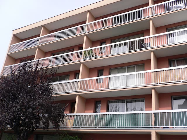 Bel appartement meublé Rouen droite