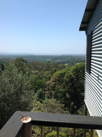 Noosa Hinterland Home with Amazing Views - Cootharaba - Hus