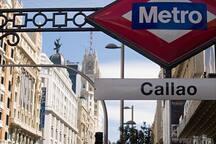 Metro más cercano