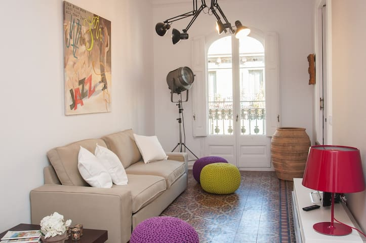 Comfort and Lovely center apartment