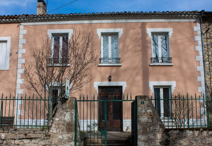 Au Petit Verger - Puivert - Bed & Breakfast