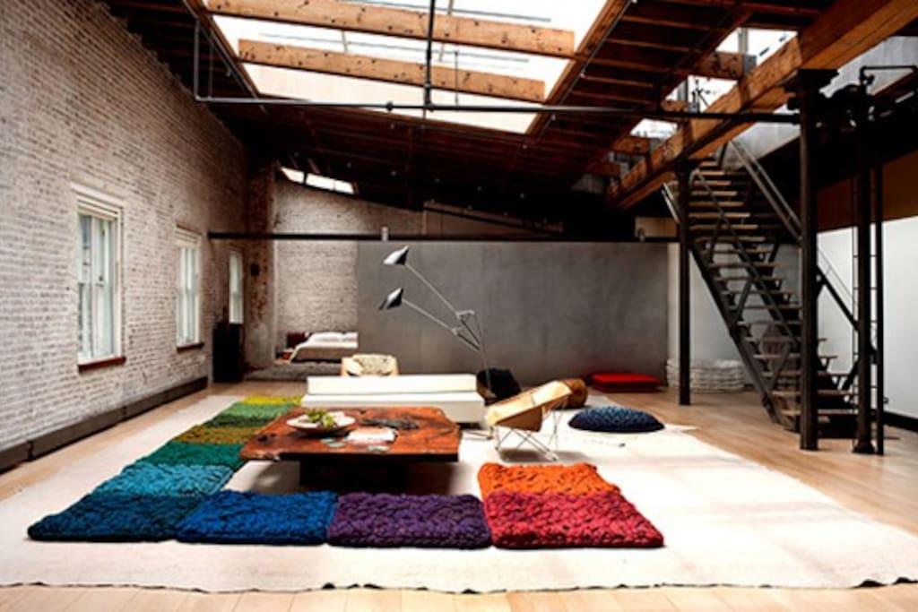 Beach art loft space sunlight zen apartments for rent - Cheap 1 bedroom apartments in los angeles ca ...