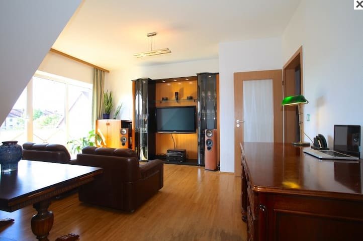 ID 2567 | 3-room-apartment wifi - Hannover