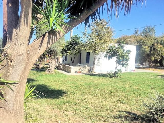 House in the green - Kos - Huis