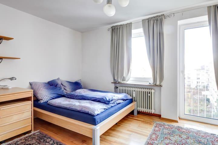 Maisonetten-Wohnung,in Obergiesing