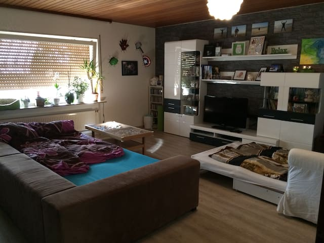 Great, big room near to Heidelberg - Meckesheim - Appartement