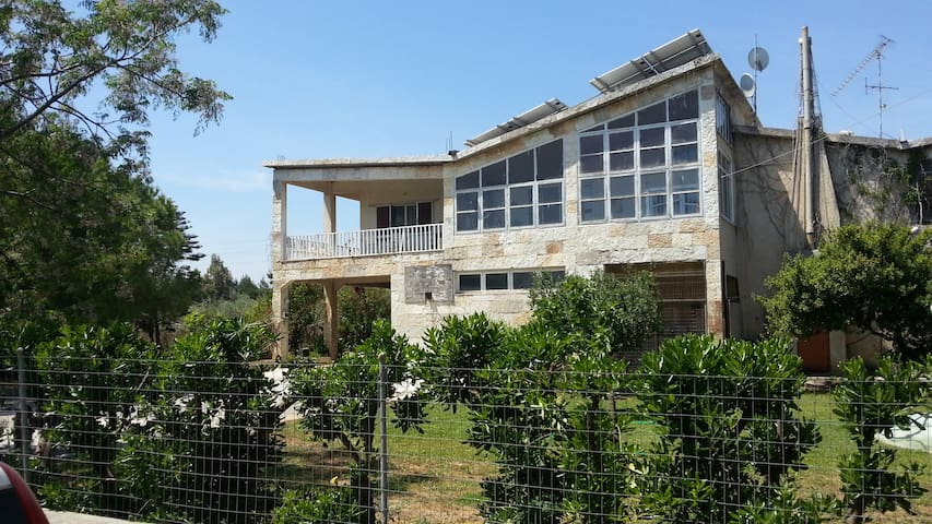 Green Garden - Lecheo - บ้าน