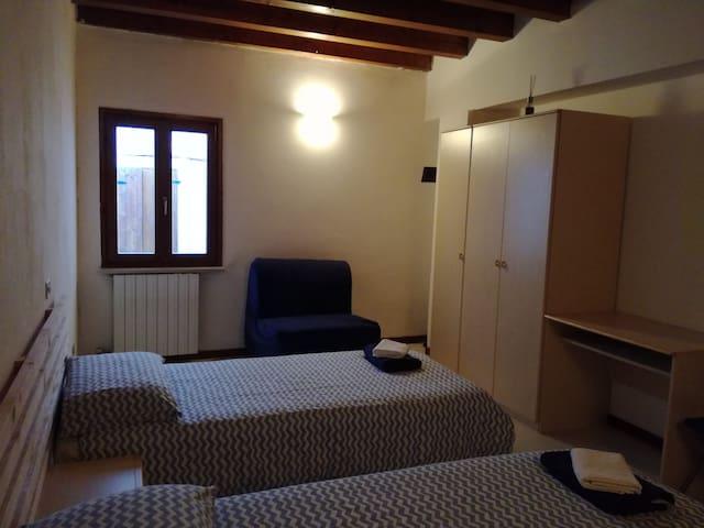 """""""Fondaco Medievale"""" triple room - Verona - Apartment"""