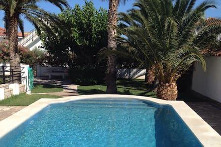 Villa 6 pers. private pool. BBQ - Sant Carles de la Ràpita