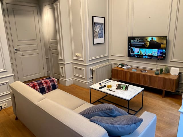 Disinfected! Stylish Luxury Apartment in Galata