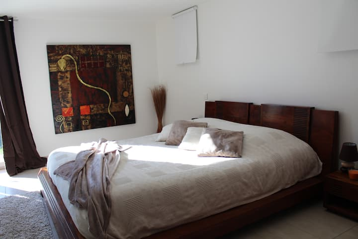 Appartement très sympa pour le prix d'une chambre