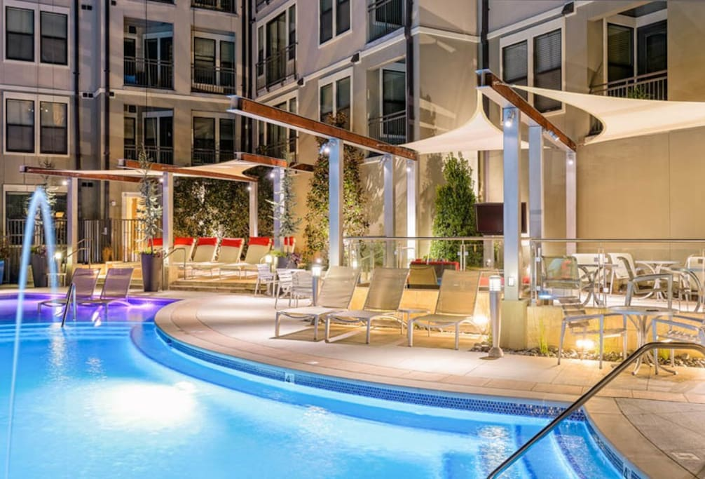 Pool serenity!