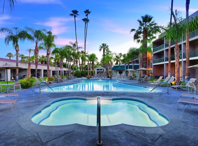 Palm Springs, CA, 1 Bedroom S #1