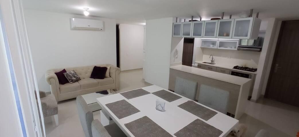 Habitación Privada, Limpia y Comfortable