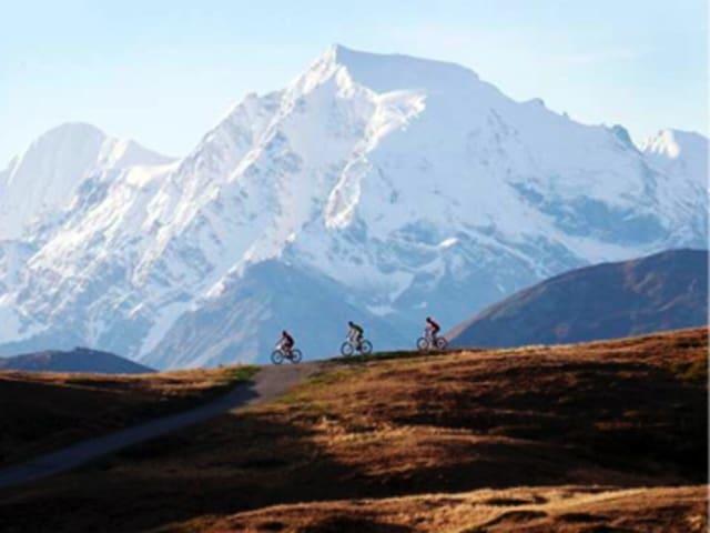 Willkommen in Südtirol Benvenuti - Schluderns - Apartment