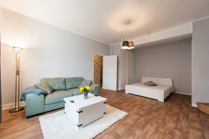 Cozy apartment in the heart of the city centre!