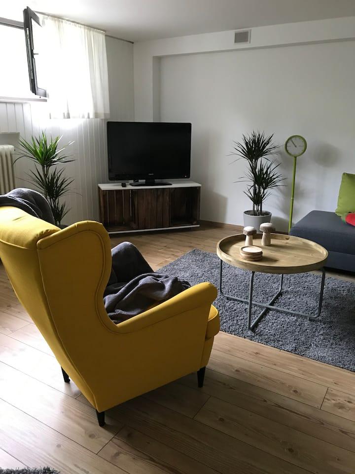 Moderne Wohnung nahe der Teutoburger Jagdschule
