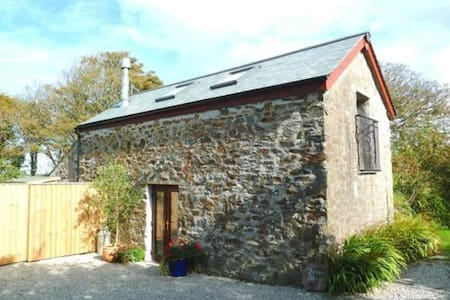 Stunning Converted Barn: Perfect St Agnes Location - Cornwall - Huis