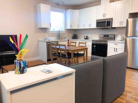 Brand new 2-bedroom rental suite