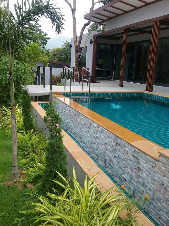 Baan Thanompol Pool Villa 3