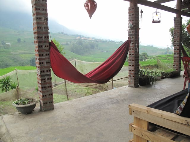 LazyCrazy Homestay-Relax and take it Easy Room 1/4 - Sa Pa - House