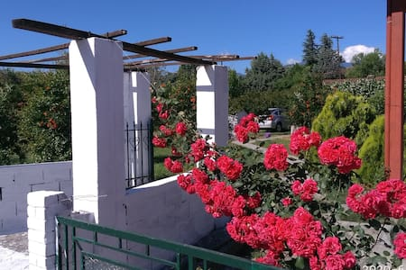 Green house - Apartment in Aridaia-Loutra Pozar