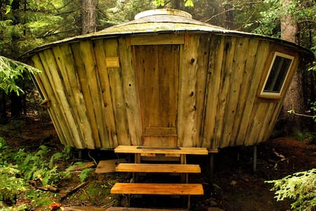 Rustic Yurt - Tagdumbash