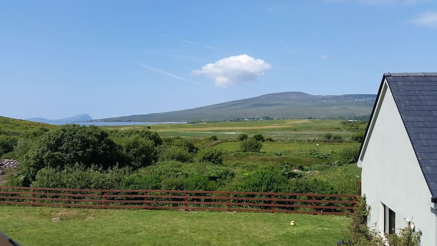 Mulranny Golf course view Airbnb