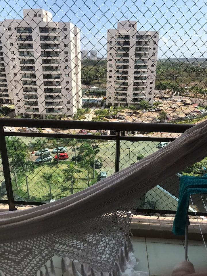 Apartamento no Condomínio Jardins
