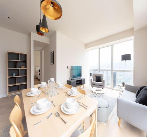 Luxury 2Bedroom with hotel amenities at Santa Fe