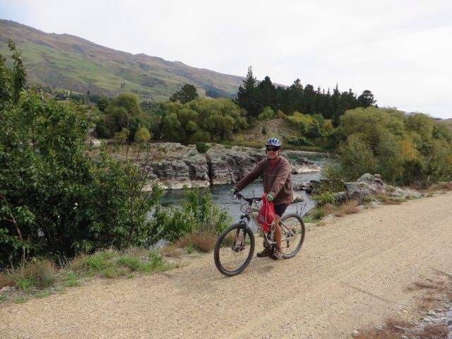 Cycle trails