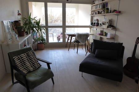Chambre privée dans l'hyper centre et au calme - Rennes