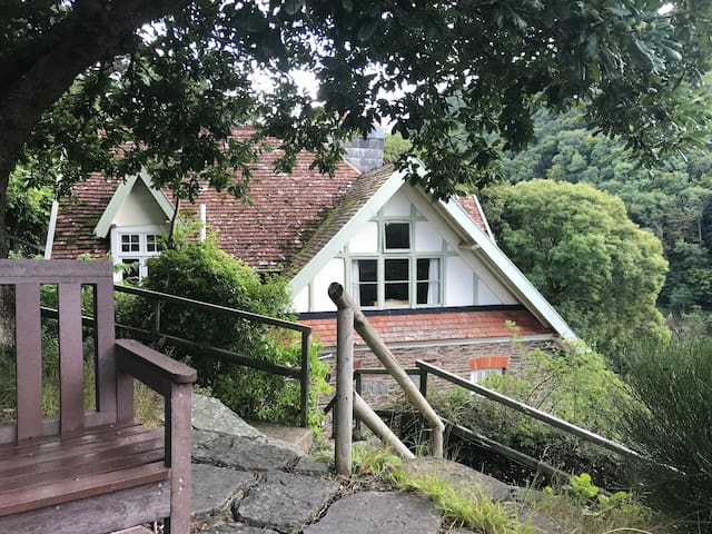 Lynmouth - seaview apartment with amazing views