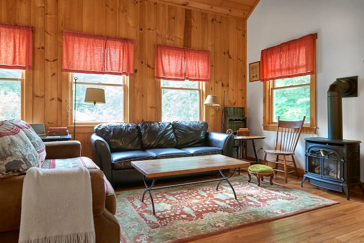 Cozy Mountain Cottage w views 3bd/ pet friendly