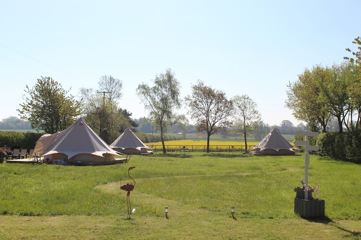 Firs Glamping - Willow