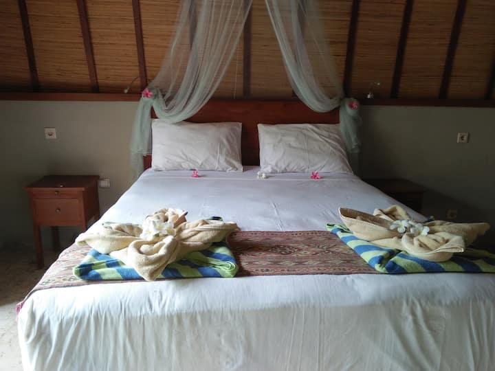 Puri Air Resort - Double Room Shared Bathroom