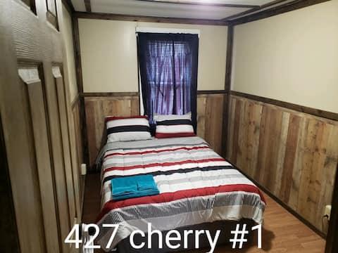 427 #1 prvt room in shared 4 bdrm!