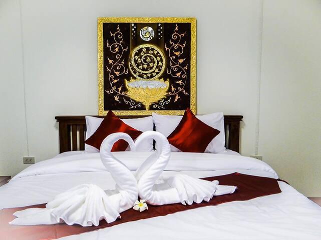 Banphrayalanna Maejo - Tambon San Sai Luang - Lägenhet