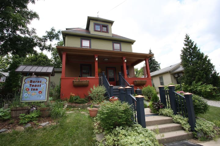 Old West Side  Gem of a House Character & Comfort