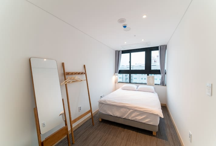 ♥Han river-view Rooftop♥ Superior Double room