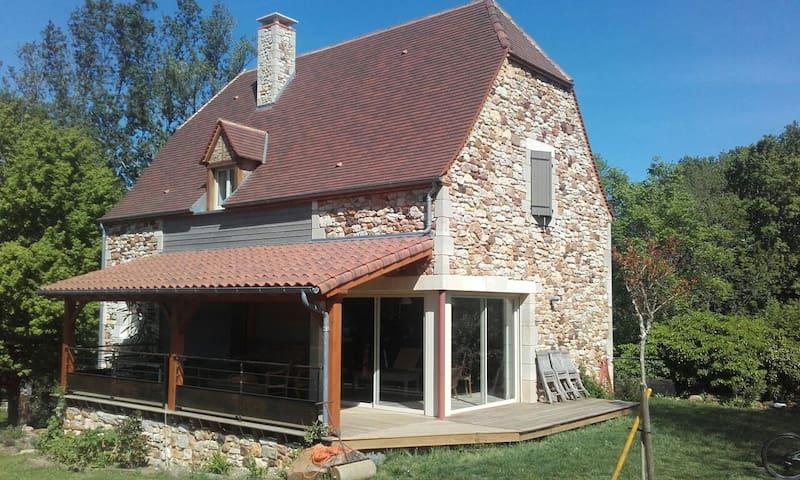 Bergerie de Leth - Saint-Projet - Maison