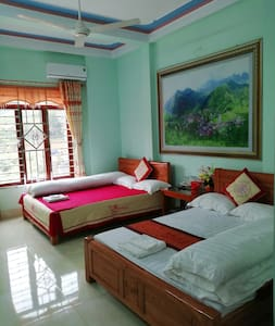 Ideal place to stay in Yen Minh Ha Giang, Vietnam