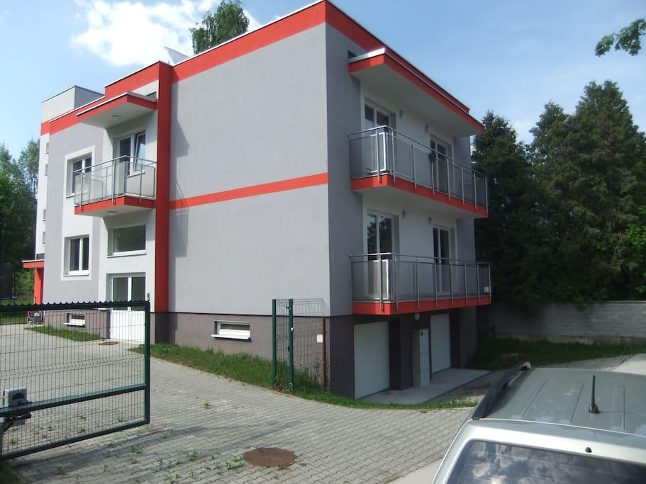 apartmemt house / objekt