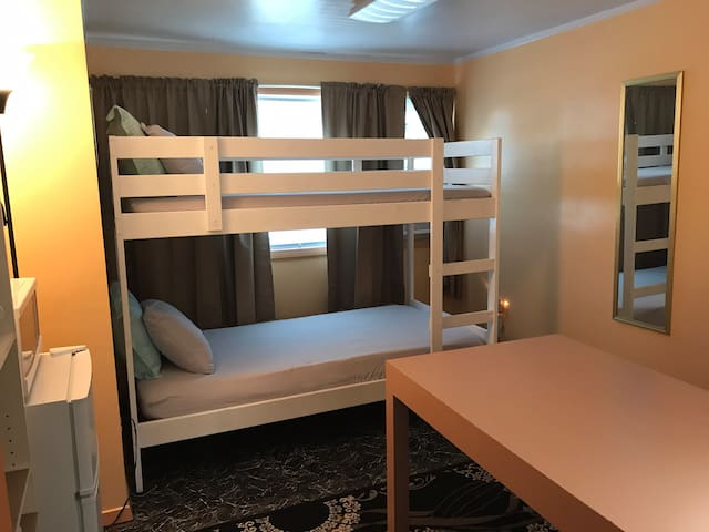 Efficiency Lodging, Near DC Metro, UMD PG Hospital