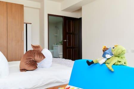 特價優惠 宇芯---旅行中的家---一天只招待一組客人---超值住宿 - 桃園市, TW