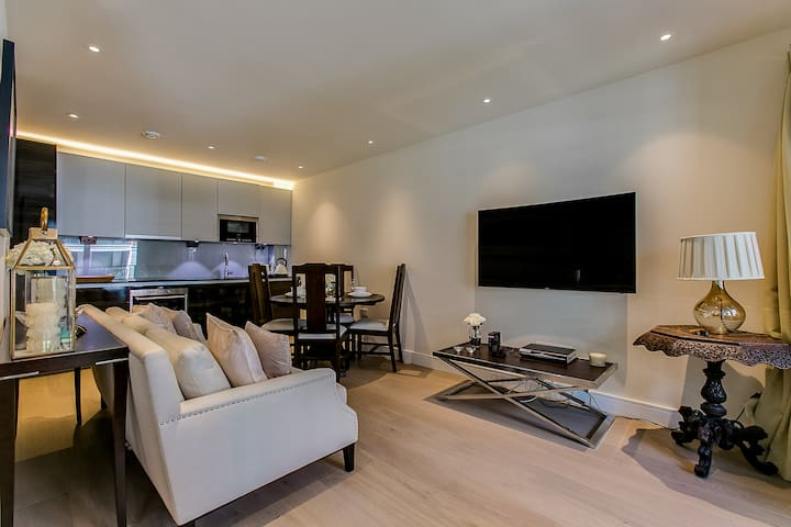 Luxury one bedroom apartment in Chelsea - London - Apartment
