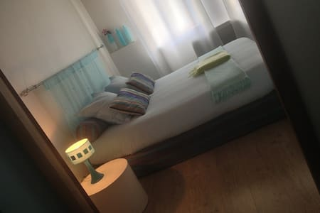 SO-ARTS, Chambre LAGON, 2 personnes - Les Esseintes - Bed & Breakfast