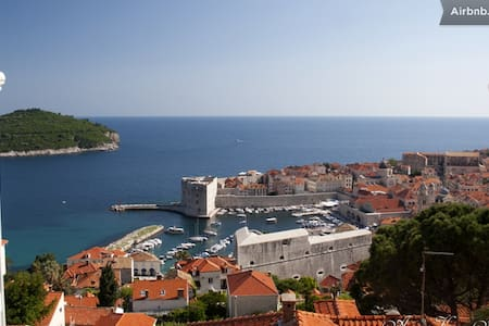 Luxury apartment/sea view,free park - Dubrovnik