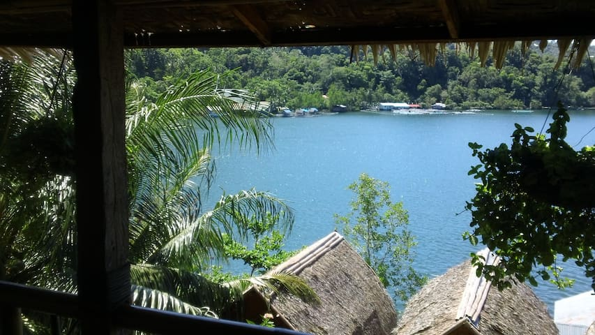 Air con room for 3 persons - Camiguin Island