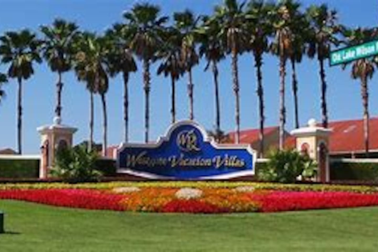Entrance of the Westgate Lake Resorts and Spa